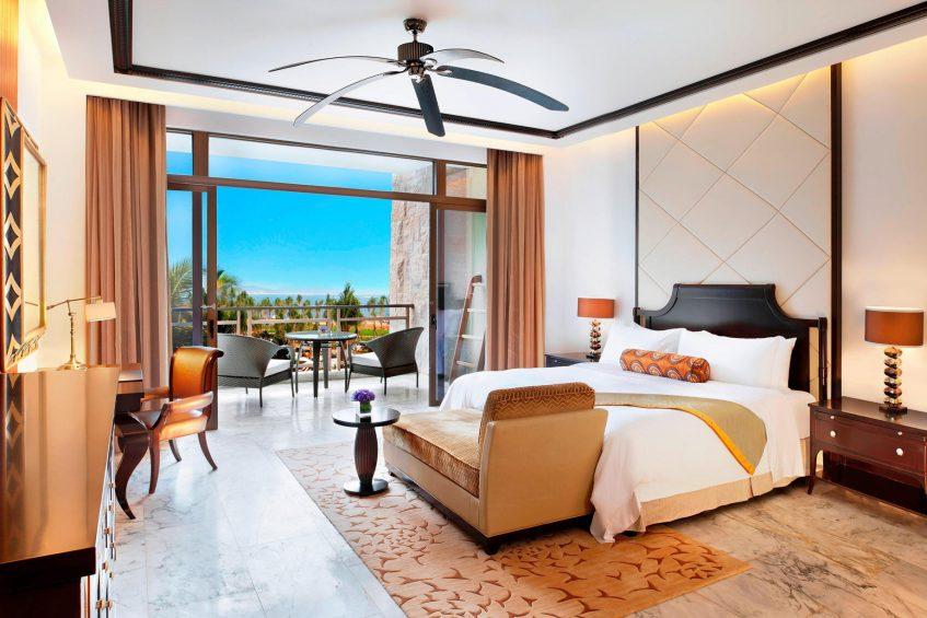 The St. Regis Sanya Yalong Bay Luxury Resort - Hainan, China - Ocean Breeze Room