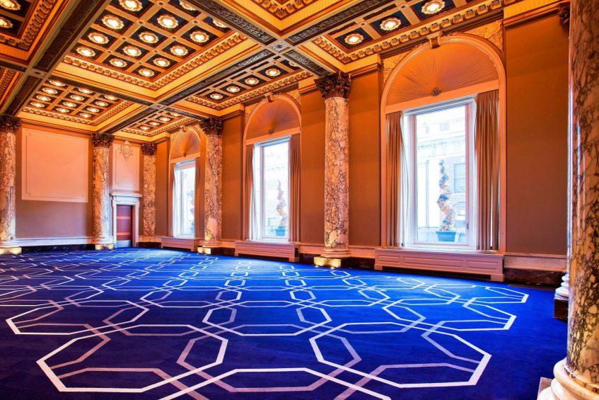 W New York Union Square Luxury Hotel - New York, NY, USA - Ballroom Space