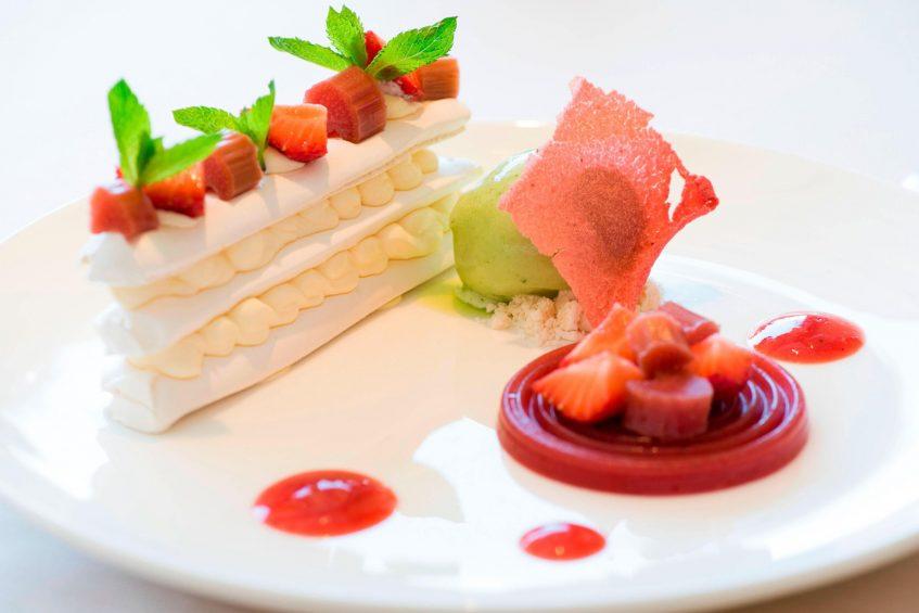 W Verbier Luxury Hotel - Verbier, Switzerland - W Kitchen Healthy Dish