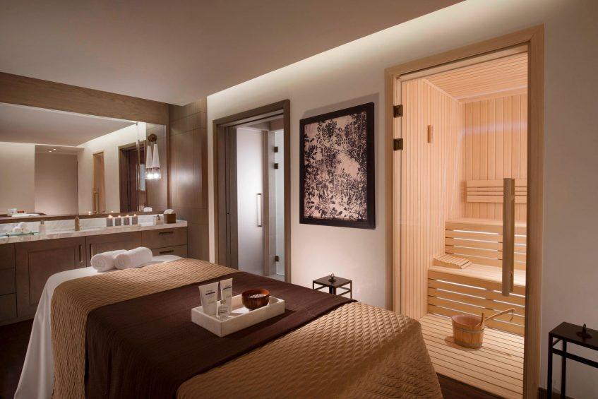 The St. Regis Astana Luxury Hotel - Astana, Kazakhstan - Iridium Spa Treatment Room