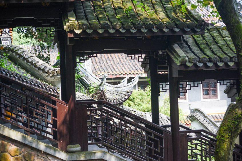 The St. Regis Changsha Luxury Hotel - Changsha, China - Yuelu Academy Details