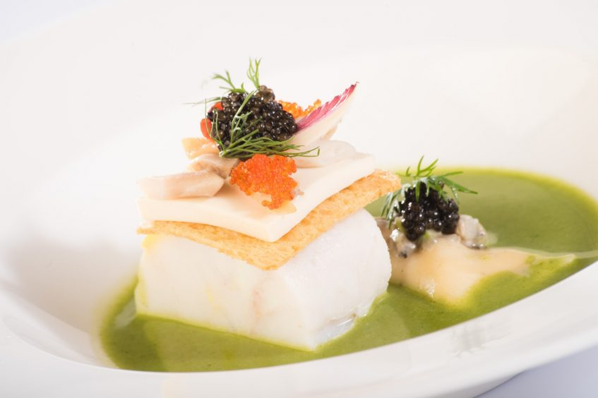 W Verbier Luxury Hotel - Verbier, Switzerland - Haute Cuisine