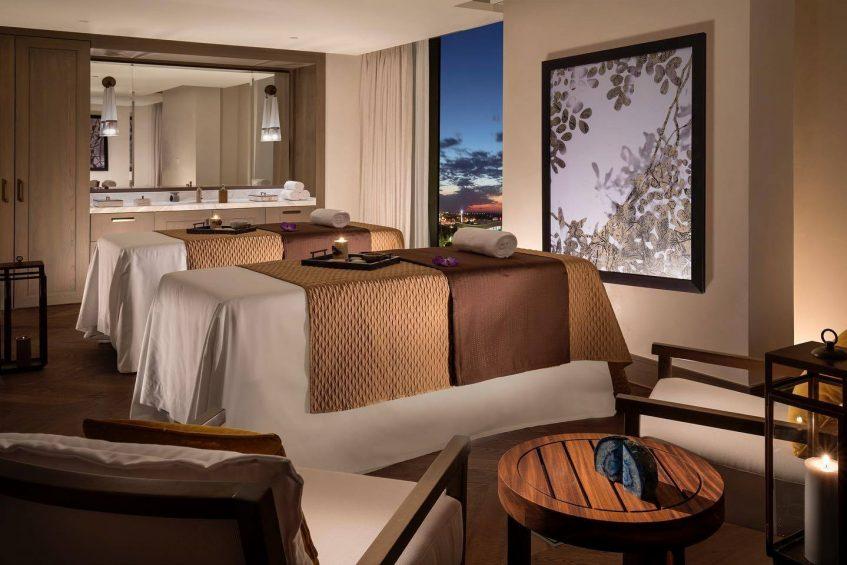 The St. Regis Astana Luxury Hotel - Astana, Kazakhstan - Iridium Spa Tables