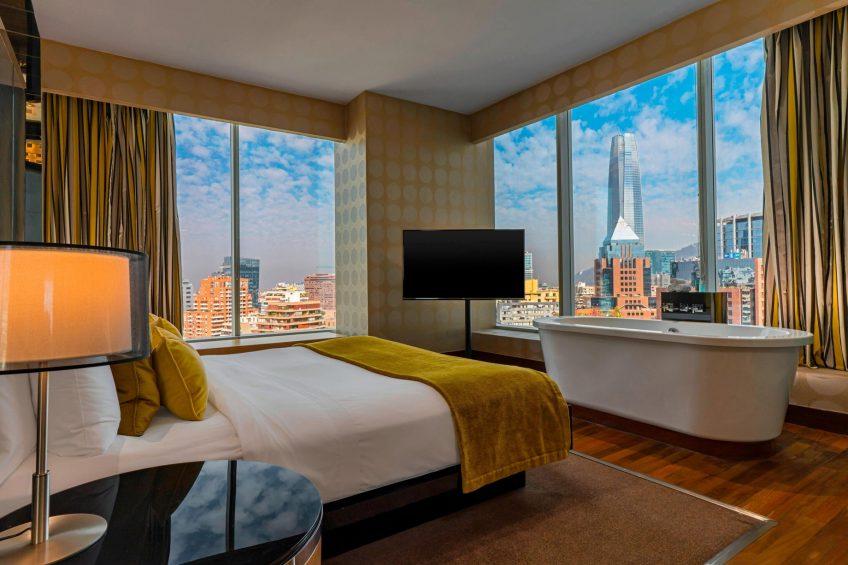 W Santiago Luxury Hotel - Santiago, Chile - Wow Suite King
