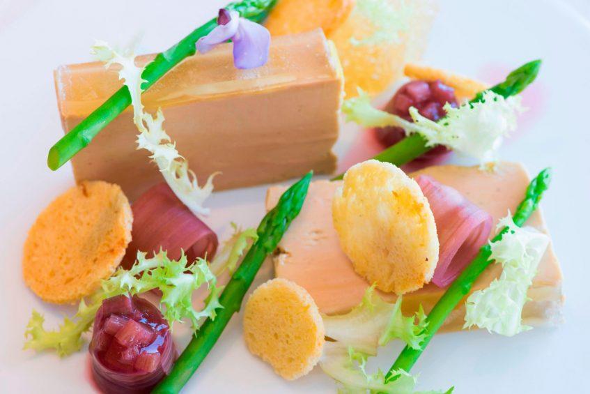 W Verbier Luxury Hotel - Verbier, Switzerland - W Kitchen Gourmet Dish
