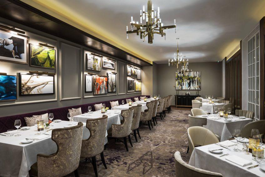 The St. Regis Macao Luxury Hotel - Cotai, Macau SAR, China - The Wine Gallery at The Manor