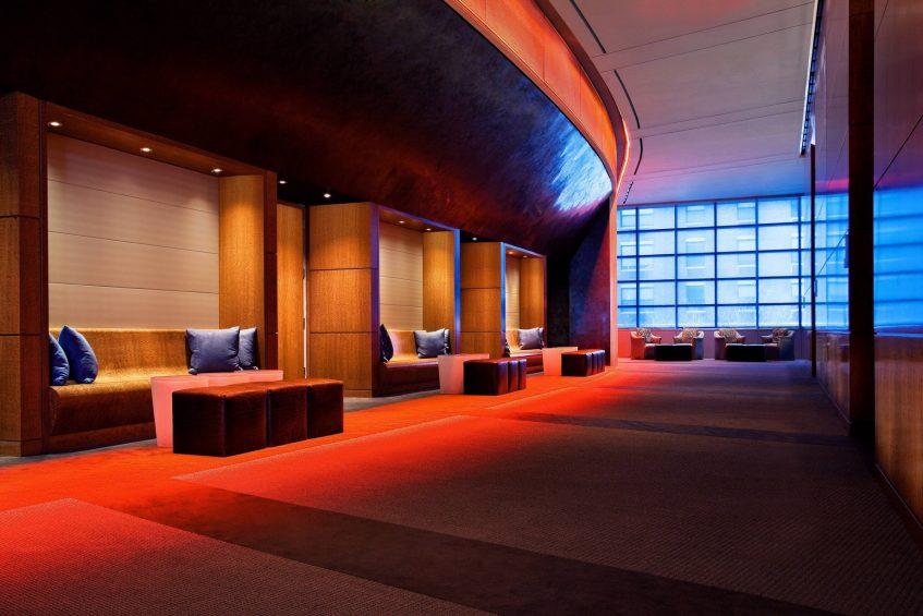 W Hoboken Luxury Hotel - Hoboken, NJ, USA - Pre Function Area