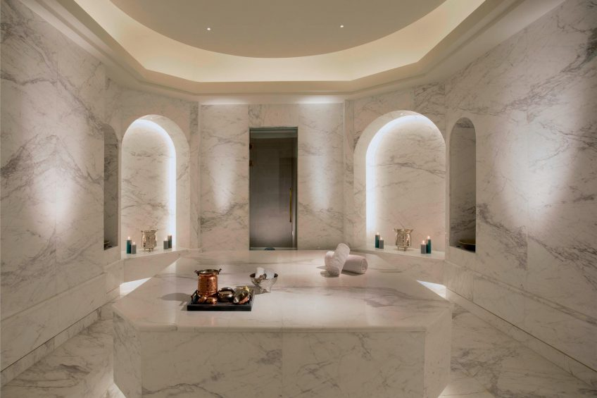 The St. Regis Astana Luxury Hotel - Astana, Kazakhstan - Iridium Spa Hammam