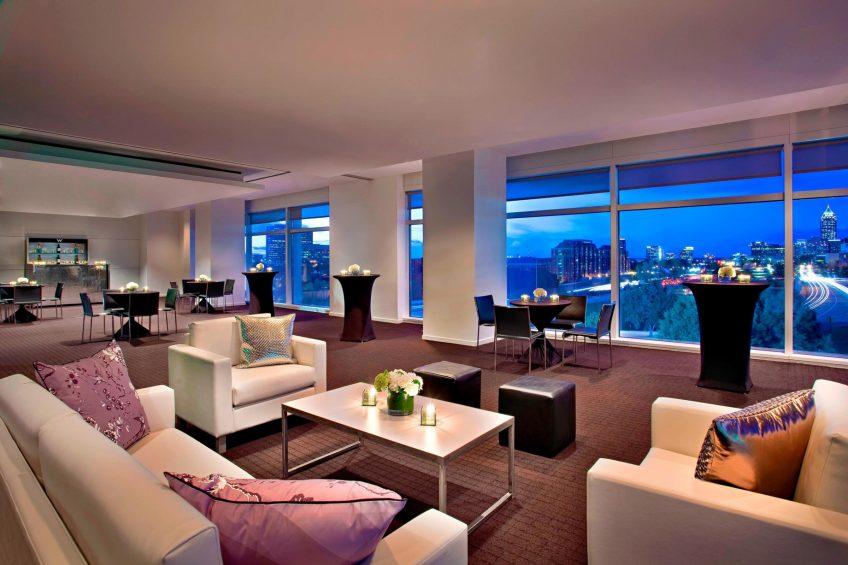 W Atlanta Downtown Luxury Hotel - Atlanta, Georgia, USA - Studios 3 and 4