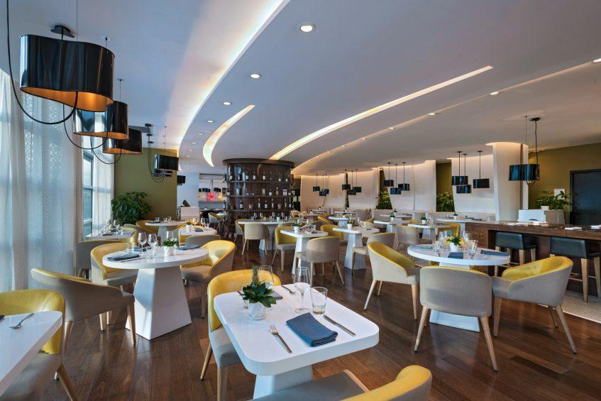 W Bogota Luxury Hotel - Bogota, Colombia - W Bogota Restaurant