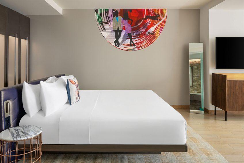 W Scottsdale Luxury Hotel - Scottsdale, AZ, USA - Spa Suite
