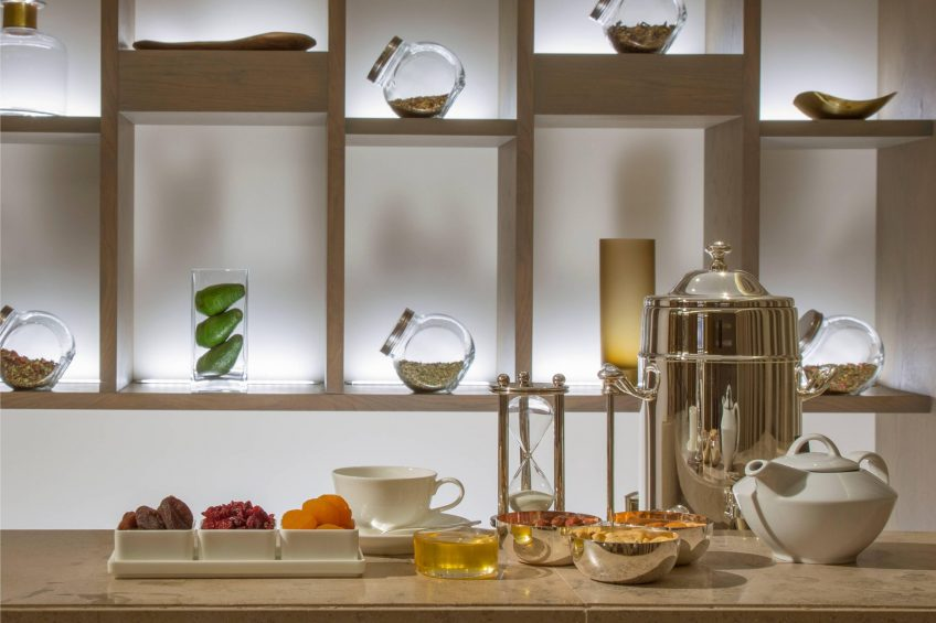 The St. Regis Astana Luxury Hotel - Astana, Kazakhstan - Iridium Spa Signature Tea