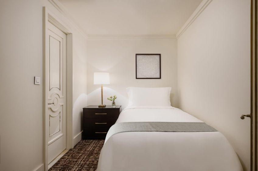 The St. Regis Cairo Luxury Hotel - Cairo, Egypt - Royal Suite Maid Room