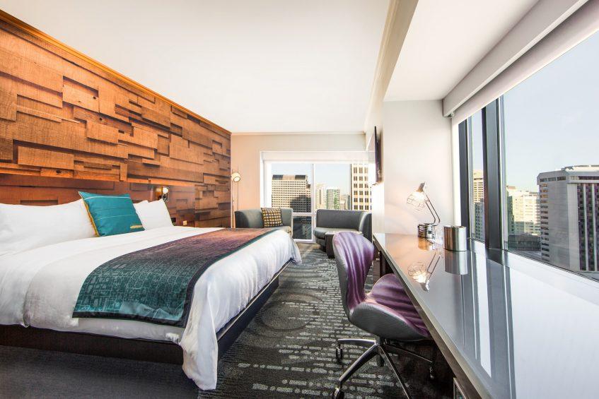 W Seattle Luxury Hotel - Seattle, WA, USA - Studio Suite King