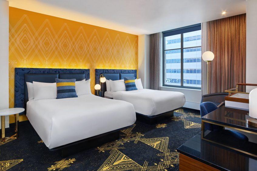 W Minneapolis The Foshay Luxury Hotel - Minneapolis, MN, USA - Wonderful Guest Room