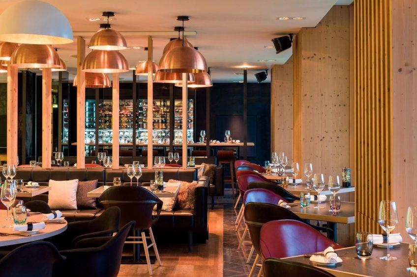 W Verbier Luxury Hotel - Verbier, Switzerland - W Kitchen Style