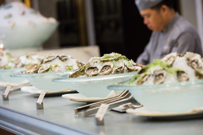 The St. Regis Macao Luxury Hotel - Cotai, Macau SAR, China - Chef