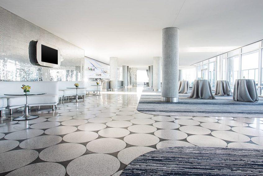 W Dallas Victory Luxury Hotel - Dallas, TX, USA - Altitude Room