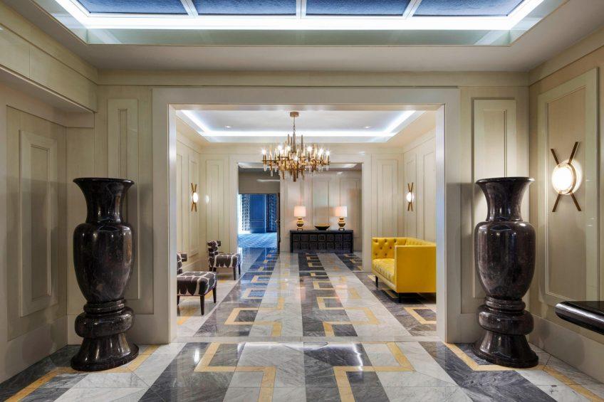 W Miami Luxury Hotel - Miami, FL, USA - Pre Function Space