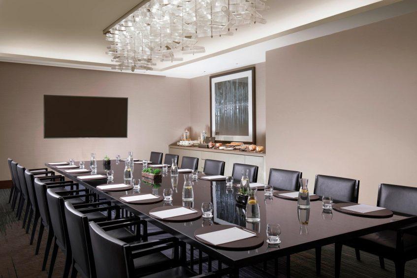 The St. Regis Astana Luxury Hotel - Astana, Kazakhstan - Arlan Meeting Room