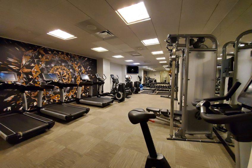 W Minneapolis The Foshay Luxury Hotel - Minneapolis, MN, USA - Fitness Center