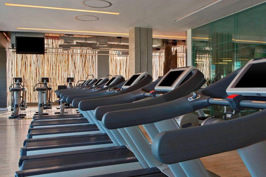 W Santiago Luxury Hotel - Santiago, Chile - Wellness and Balance Club