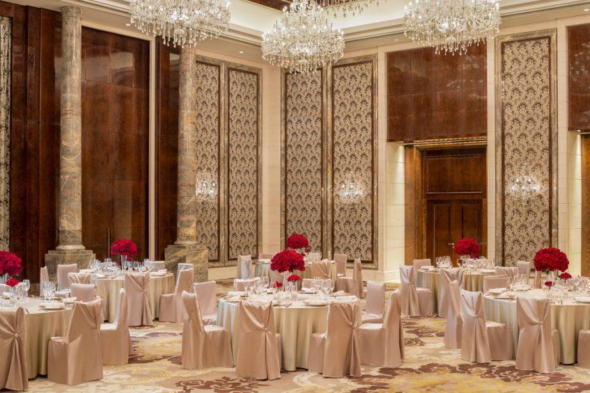 The St. Regis Zhuhai Luxury Hotel - Zhuhai, Guangdong, China - Ballroom