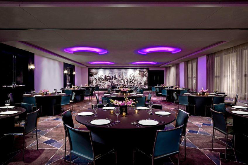 W Minneapolis The Foshay Luxury Hotel - Minneapolis, MN, USA - Great Room
