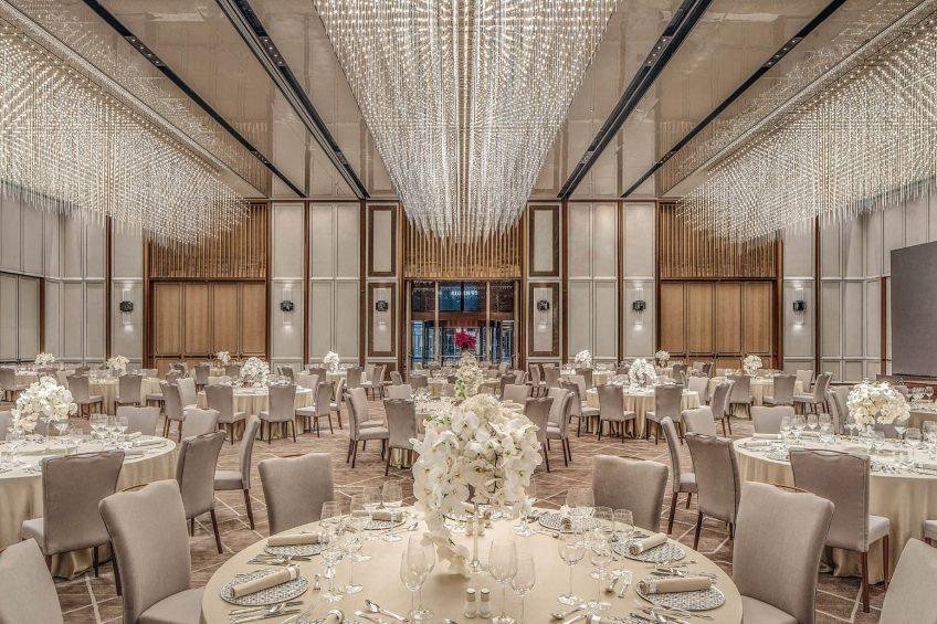 The St. Regis Beijing Luxury Hotel - Beijing, China - Ballroom Banquet