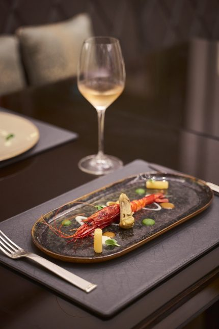 The St. Regis Macao Luxury Hotel - Cotai, Macau SAR, China - Stories of the Sea Dining Experience