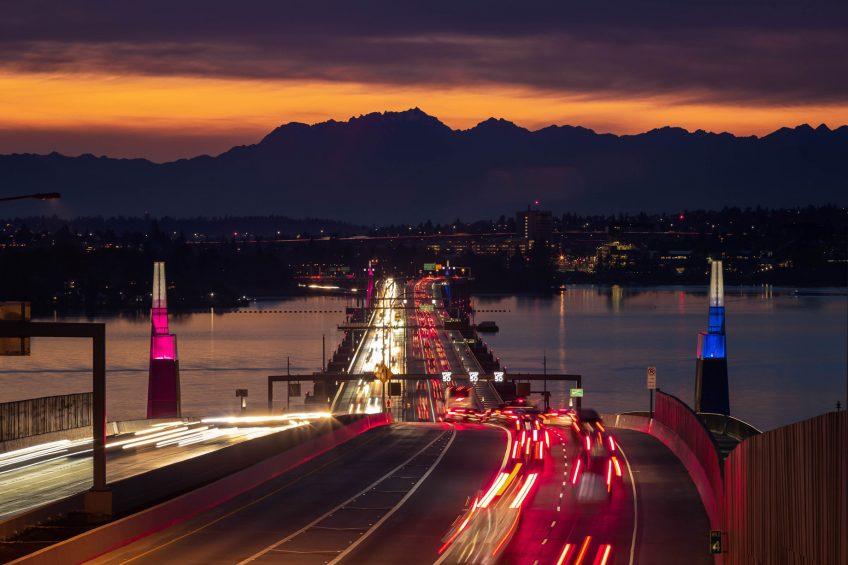 W Bellevue Luxury Hotel - Bellevue, WA, USA - Seattle to Bellevue