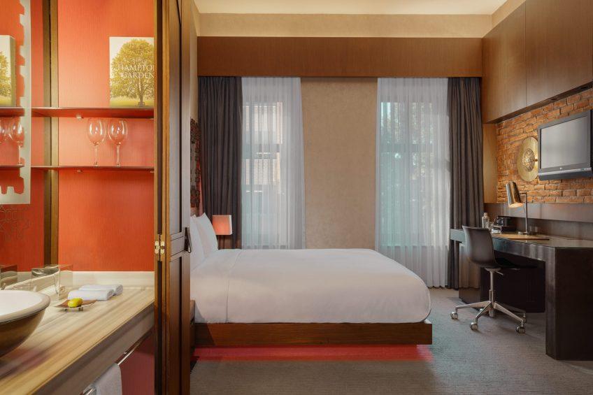 W Istanbul Luxury Hotel - Istanbul, Turkey - Wonderful Guest Room King