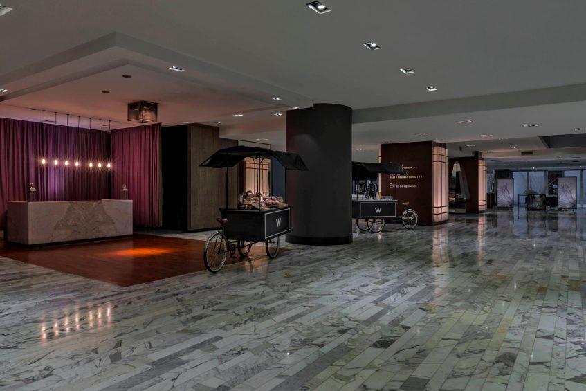 W Santiago Luxury Hotel - Santiago, Chile - Foyer