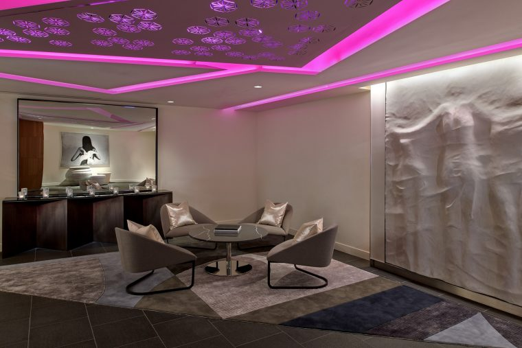 W Los Angeles West Beverly Hills Luxury Hotel - Los Angeles, CA, USA - Pre Function Room