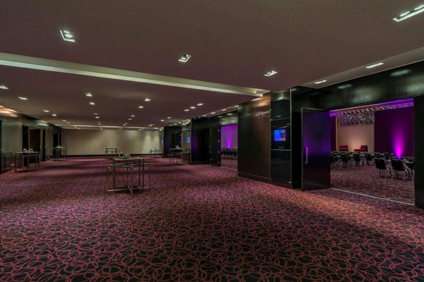 W Santiago Luxury Hotel - Santiago, Chile - Great Room Pre Function Area