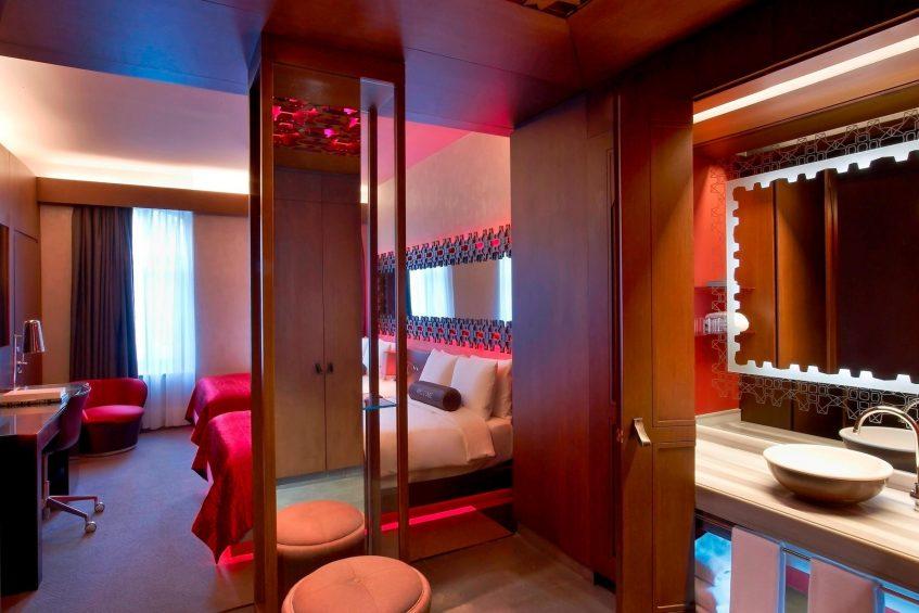 W Istanbul Luxury Hotel - Istanbul, Turkey - Wonderful Room