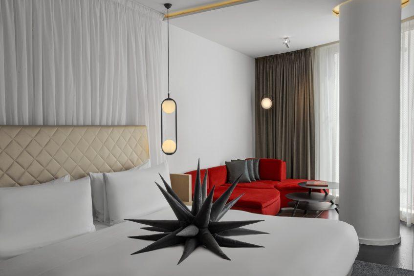 W London Luxury Hotel - London, United Kingdom - Marvellous Suite Decor