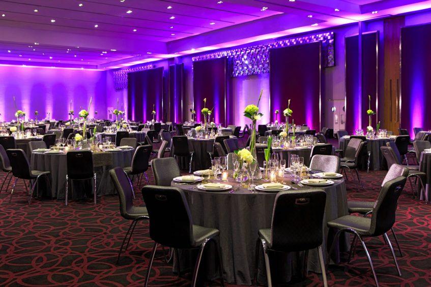 W Santiago Luxury Hotel - Santiago, Chile - Great Room Wedding