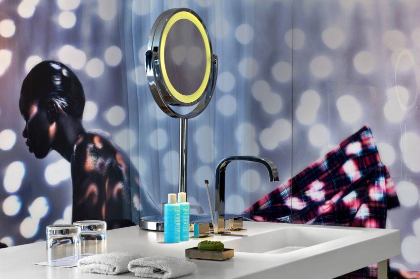 W London Luxury Hotel - London, United Kingdom - Marvellous Suite Vanity Desk