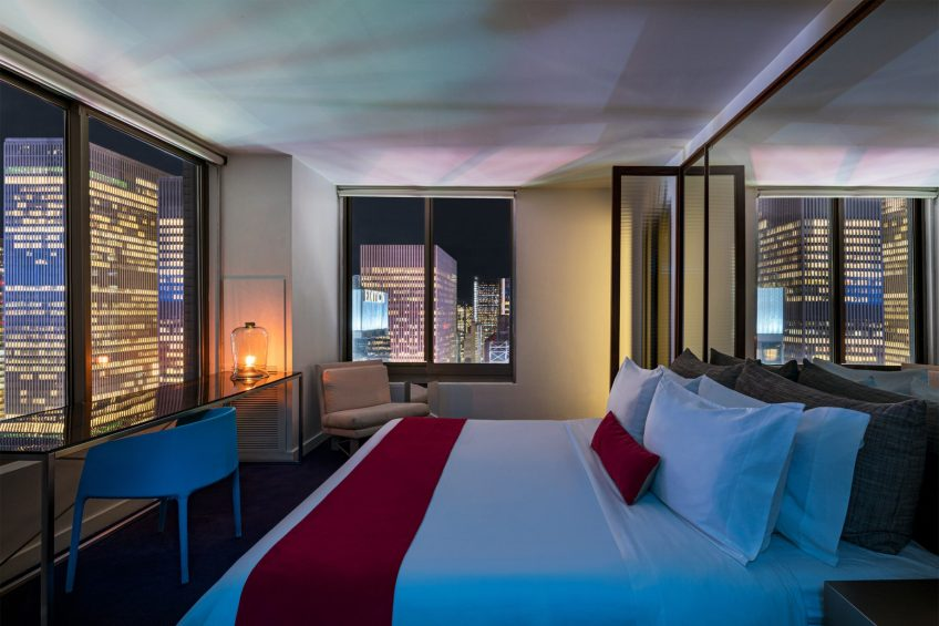 W New York Times Square Luxury Hotel - New York, NY, USA - Wow Suite Two Bedroom King