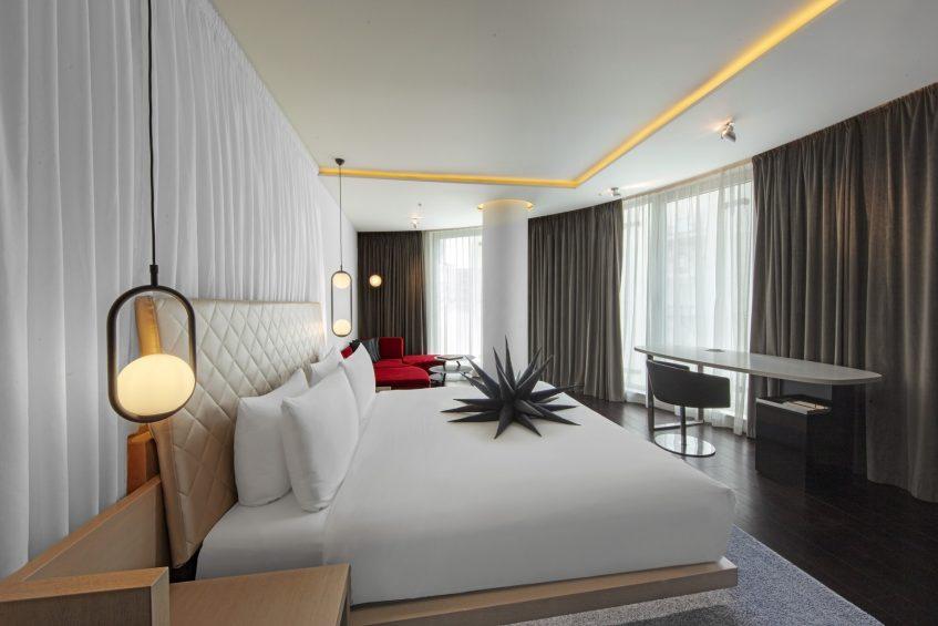 W London Luxury Hotel - London, United Kingdom - Marvelous Suite King Bedroom
