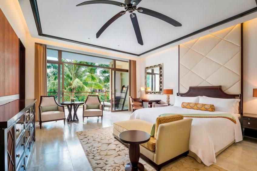 The St. Regis Sanya Yalong Bay Luxury Resort - Hainan, China - St. Regis Guest Room Queen