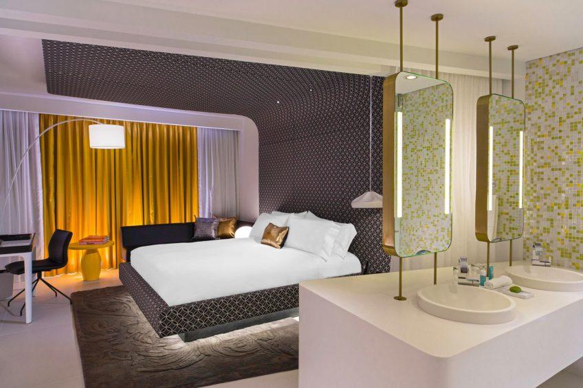 W Bogota Luxury Hotel - Bogota, Colombia - Guest Room Quuen