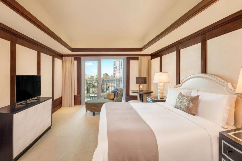 The St. Regis Cairo Luxury Hotel - Cairo, Egypt - Astor Suite Bedroom