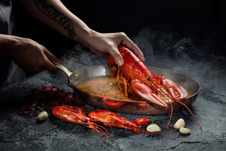 The St. Regis Macao Luxury Hotel - Cotai, Macau SAR, China - Gourmet Lobster Dish