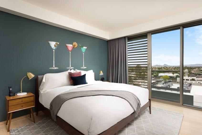 W Scottsdale Luxury Hotel - Scottsdale, AZ, USA - WOW Penthouse Suite King