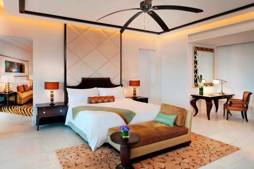 The St. Regis Sanya Yalong Bay Luxury Resort - Hainan, China - St. Regis One Bedroom Suite King Bed