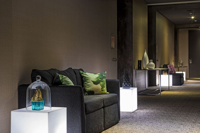 W New York Times Square Luxury Hotel - New York, NY, USA - Pre Function Space Seating
