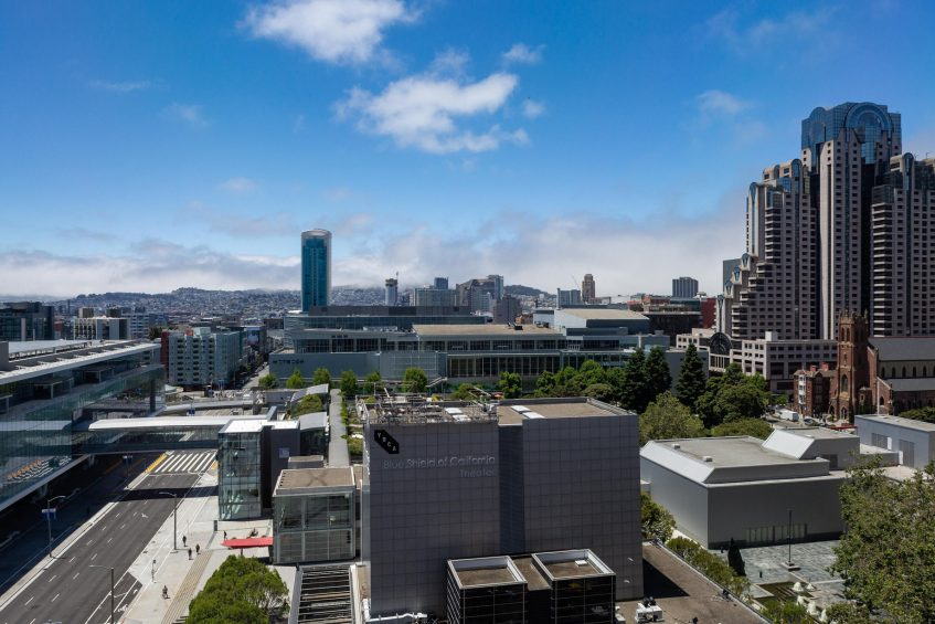 W San Francisco Luxury Hotel - San Francisco, CA, USA - Guest Room City View