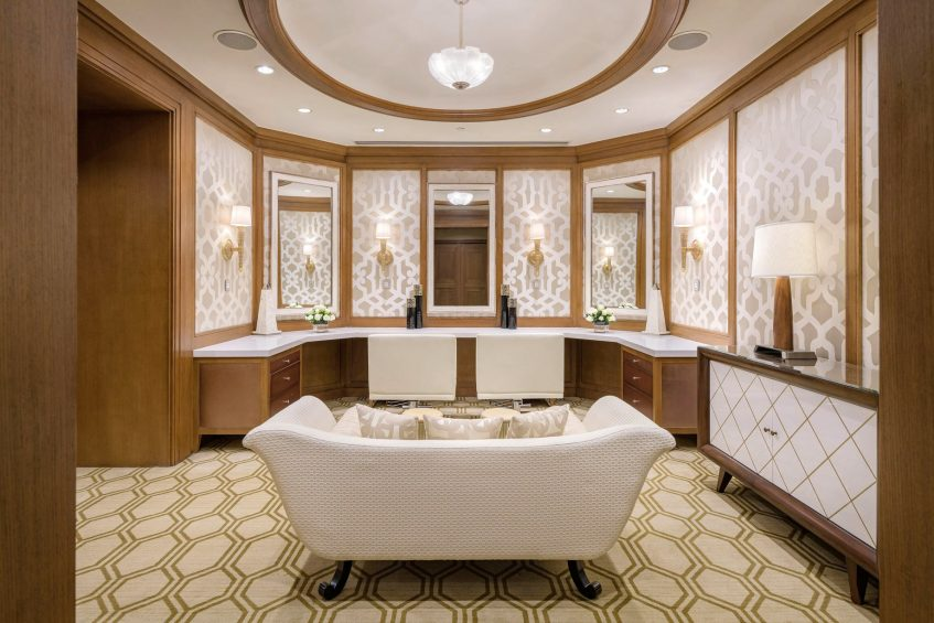 The St. Regis Cairo Luxury Hotel - Cairo, Egypt - Bridal Suite
